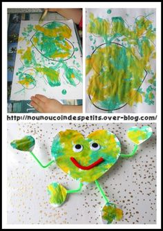 Mother's Day Diy, Painting For Kids, Holiday Fun, Animation, Activities, Lime, Deco, Creative, Gifts