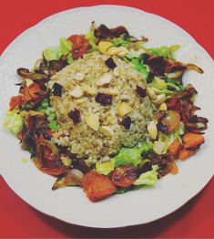 Hoy preparamos una ensalada súper nutriente con un aliño diferente:ENSALADA DE ARROZ CON QUINOA & ALIÑO DE ANCHOAS  http://wwwreposteriabego.blogspot.com/2018/01/ensalada-de-arroz-con-quinoa-alino-de.html
