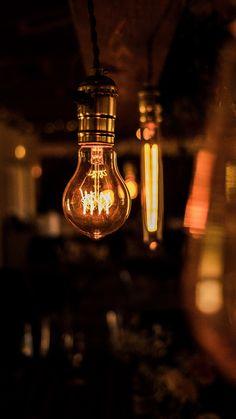 Lamp lighting [2160x3840]