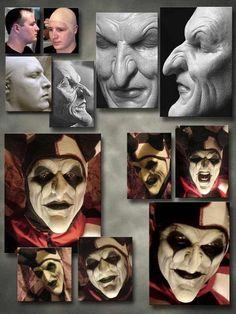 Dr Who prosthetic make-up designer Neill Gorton (owner of ...