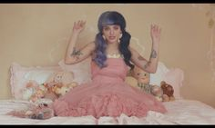 The Voice: Melanie Martinez - Pity Party Official Music Video