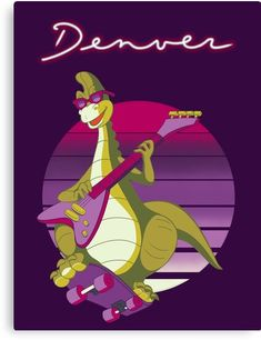 MovieTV cartoon character inspired mold dinosaur