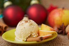 Škoricová zmrzlina s jablkami - Recept pre každého kuchára, množstvo receptov pre pečenie a varenie. Recepty pre chutný život. Slovenské jedlá a medzinárodná kuchyňa