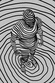 Tech Discover This could be done as an exercise using tracing paper over photos of peeps to explore cross contour Interesting addition to Op Art Op Art Art Graphique Teaching Art Silkscreen Art Plastique Amazing Art Zentangle Art Drawings Contour Drawings Op Art, Art Graphique, Crayon, Art Plastique, Teaching Art, Painting & Drawing, Drawing Drawing, Drawing Tips, Drawing Faces