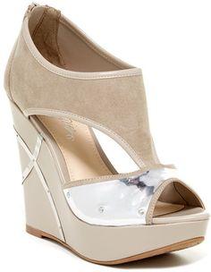 Fergie Felicity Wedge Sandal