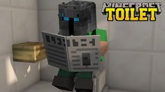 NEW PAT and JEN PopularMMOs Minecraft - TOILET TROUBLE!! Custom Mod Dream