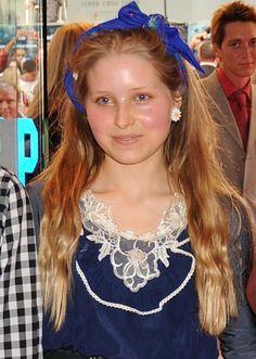 Reel Movie Stars: Jessie Cave | Harry Potter Cast ...