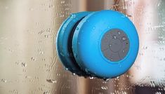 Waterproof Wireless Bluetooth Shower Speaker - $30 / This Abco Tech waterproof speaker will change the way you bathe and shower forever. You can now listen to crystal clear audio streaming from any Bluetooth enabled device to this Wireless Speaker. http://thegadgetflow.com/portfolio/waterproof-wireless-bluetooth-shower-speaker-30/