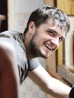Josh Hutcherson on the set of The Rusted. 7/23/15
