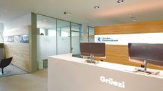 Zürcher Kantonalbank - Neugestaltung Filialen Designkonzept und gestalterische Leitung by retailpartners ag.