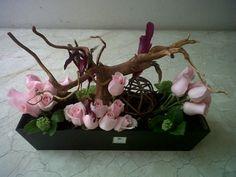 arreglos de rosas con tronco » Arreglo Floral » Rosas tronco