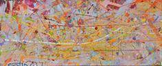 """Saatchi Art Artist Sam Radja; Painting, """"Sweet luck 23"""" #art"""