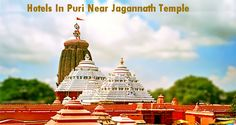 Hotels in Puri near Jagannath Temple
