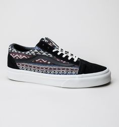 4e3798e4424b Vans Old Skool (Blanket Wve) Port Royale-BDB Vans Old Skool