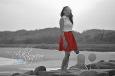 #red #beach