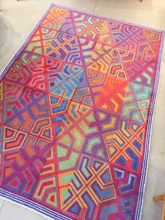 tapis-niels-nedegaard-ege-art-line-maison-nordik-MNTA110.2 Decoration, Vintage, Rugs, Home Decor, Art, Scandinavian Furniture, Contemporary, Decor, Farmhouse Rugs