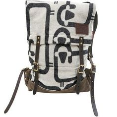 WOOLRICH - UTILITY PACK - NATURAL