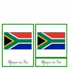 Cartes de nomenclature « Afrique »