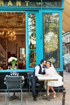 vintage wedding style - My Dream Intimate Wedding In Paris