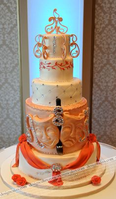Wedding cakes NJ/NYC/PA; Design Cakes page 5