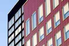 Retangulars by ANDI *Romianto on Multi Story Building