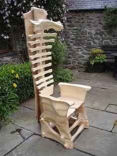 Tim Stead Skeletal Chair