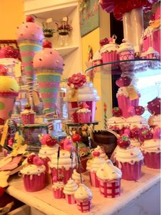 Sweet Cupcake Collectibles