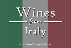 Wines from Italy - Cover image - www.bestwineguide.net