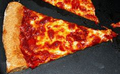 The Little Red Plate: 100% Whole Wheat Pizza Crust