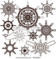 I want a ship wheel eventually