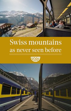 Stand out from the crowd seeing the Swiss mountains from an helicopter, discover secret spots of Zurich city, immerse yourself in cheese paradise and meet the Masters of Chocolate in Switzerland. Zurich, Switzerland, Masters, Crowd, Paradise, Meet, Train, Cheese, Mountains