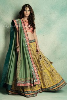myShaadi.in > Indian Bridal Wear by JADE by Monica & Karishma