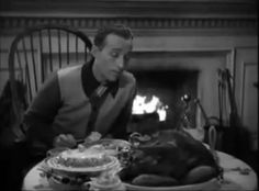 "Happy Thanksgiving from Bing Crosby!  Here he sings ""I've got Plenty to be Thankful For"" from the 1942 movie ""Holiday Inn""."