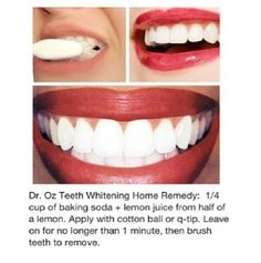 Whiten Your Teeth Without Having To Bleach