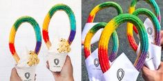 Rainbow Churros Are About to Be Your New Obsession - Cosmopolitan.com