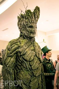 Groot! (EPBOT: The Best Cosplay of Dragon Con 2014, Pt 3)