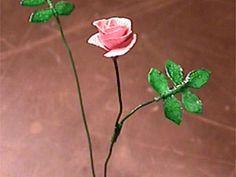 Tutorial - Como hacer rosas miniatura