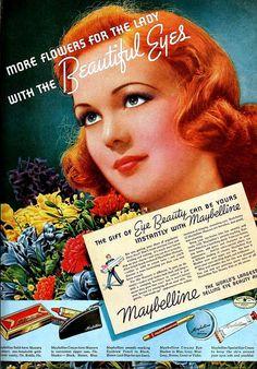 Maybelline, November 1938.