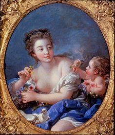 FrancoisBoucher Venus - François Boucher - ۩۞۩۞۩۞۩۞۩۞۩۞۩۞۩۞۩ Gaby Féerie créateur de bijoux à thèmes en modèle unique ; sa.boutique.➜ http://www.alittlemarket.com/boutique/gaby_feerie-132444.html ۩۞۩۞۩۞۩۞۩۞۩۞۩۞۩۞۩