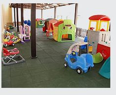 Green Tiles – Your Versatile Choice, Soft Tiles for Kids Playground | Greenpro India Consultants Pvt. Ltd.