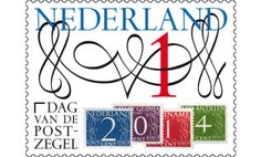 Dag van de Postzegel 2014 - Officiële uitgifteprogramma - Postzegels