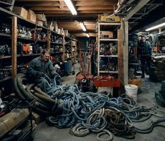 Desemaranhando, 1994, de Jeff Wall vale 780.000 dólares. | Estas são 15 das fotos mais caras do mundo