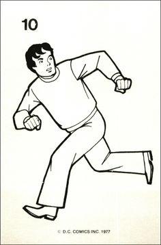 Billy Batson on the run.