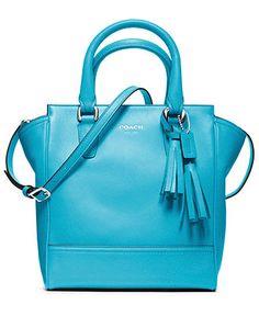 872d8b0bf5e COACH LEGACY LEATHER MINI TANNER - Coach Handbags - Handbags   Accessories  - Macys Coach Outlet
