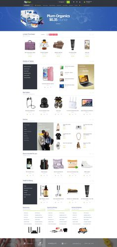 Ves Flipcart is the best Magento 2 Multi-store Theme. It is shown well for Food store, Electronic store, Kid store, and Fashion store.