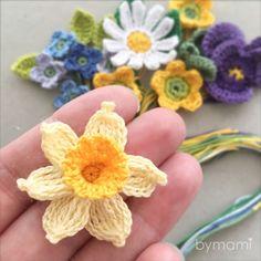 Påskekurv med blomster