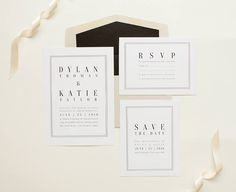 Take some time to really consider your wedding invitation etiquette. Check out our helpful tips to make sure you craft up the perfect wedding invitation! Wedding Invitation Etiquette, Affordable Wedding Invitations, Affordable Wedding Venues, Classic Wedding Invitations, Wedding Invitation Sets, Invitation Design, Wedding Stationery, Low Cost Wedding, Post Wedding
