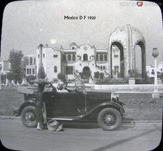Fotos de Ciudad de México, Distrito Federal, México: Calle 1920