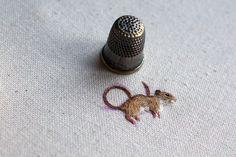 Chloe Giordano Embroidery : Photo