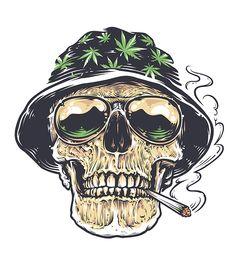 Skulls and Smoke